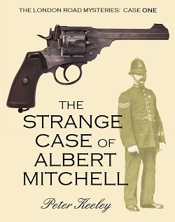 book cover The Strange Case of Albert Mitchell